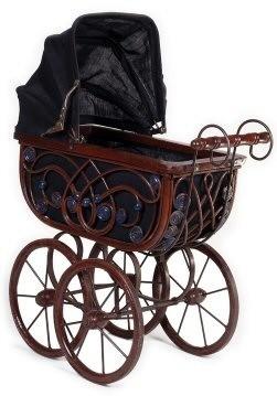 Historia de los carritos de bebés