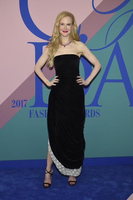 Nicole Kidman Cfda