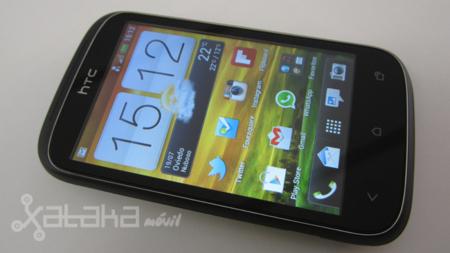 HTC Desire C, análisis