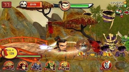 Samurai vs Zombies Defense y Shuffle Party aterrizan a Windows 8 de manera gratuita