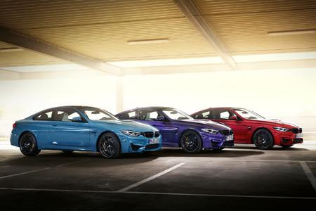 El BMW M4 Edition ///M Heritage es un tributo a su propia marca con 450 CV y sólo 750 unidades