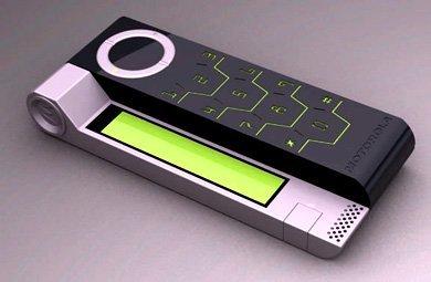 Motorola PVOT, recargable manualmente