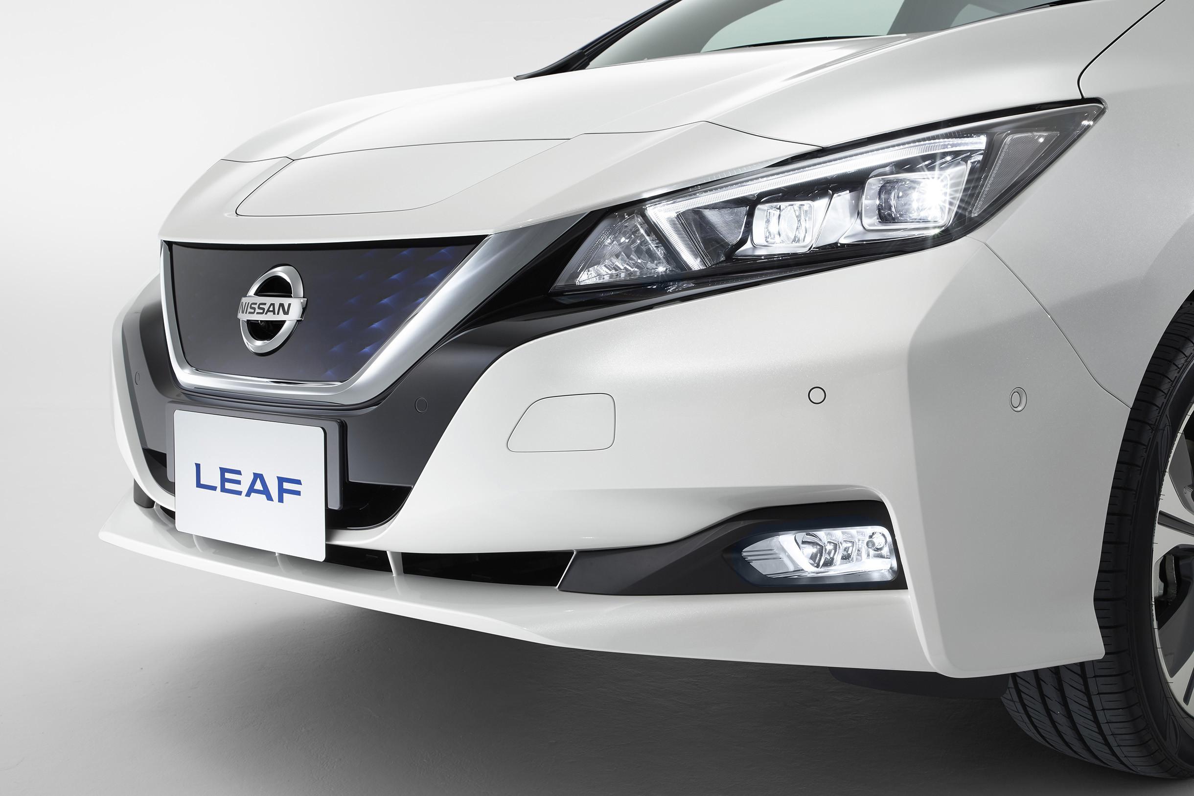 Foto de Nissan LEAF 2018 (17/53)