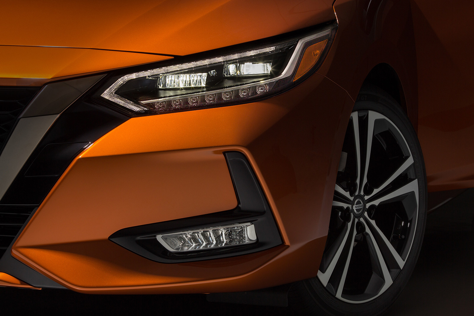 Foto de Nissan Sentra 2020 (25/44)