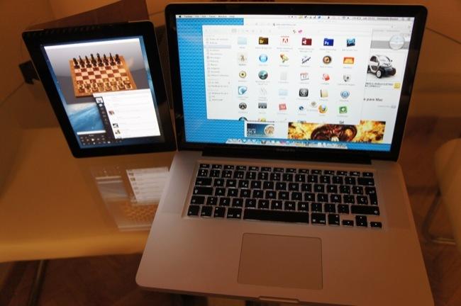 Tener una pantalla adicional en nuestro portátil allá donde vayamos es posible gracias a iDisplay