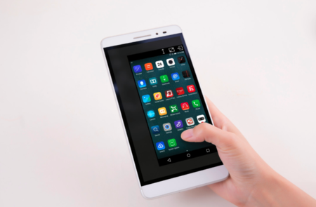 Lenovo presenta el PHAB y PHAB Plus, con pantalla de 6,8 y 7 pulgadas