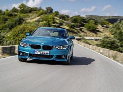 El facelift del BMW Serie 4 es tan sutil, que 109 fotos son necesarias para entenderlo