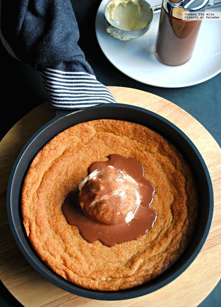 Cómo hacer la cookie blanda de Tony Roma's