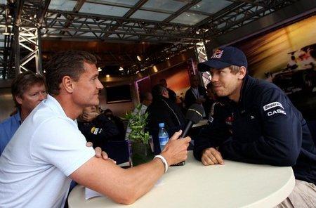 Jugosas opiniones de Alain Prost sobre Vettel y Schumacher