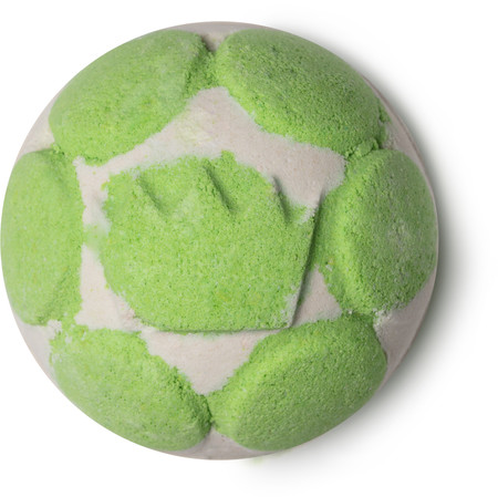 Lush Green Coconut Jellybomb