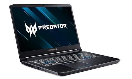 La Semana Gaming de Amazon nos deja el Acer Predator Helios 300 PH317-53 por 1.299,99 euros con una rebaja de 200