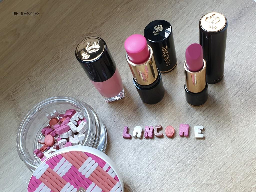 Primaveras rosas (y preciosas) con la colección de maquillaje de Lancôme que ya hemos probado