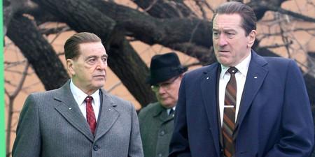 Pacino y De Niro en The Irishman, de Scorsese para Netflix
