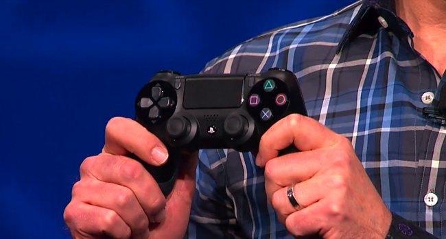 PS4 mando