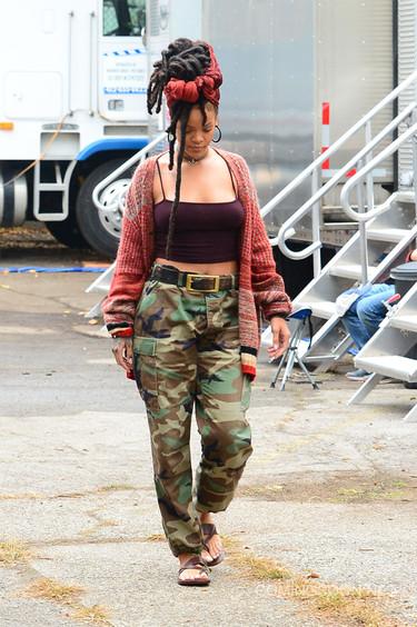 Rihanna vuelve al cine en 'Ocean's Eight', la versión femenina de 'Ocean's Eleven'
