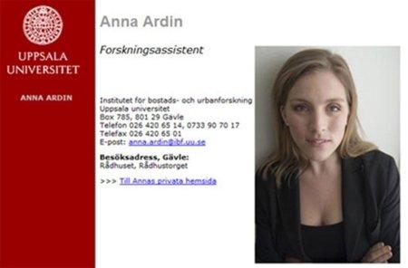 Anna Ardin, la mujer que ha denunciado a Julian Assange por violación, ¿una agente de la CIA?