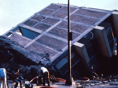 Tras el último terremoto de México, es el momento de reconocer que no estamos preparados para el siguiente