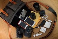 ¿Qué equipo sueles llevar en tu bolsa fotográfica?: La pregunta de la semana