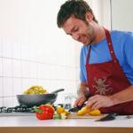 Apúntate a la moda de cocinar y comer en casa