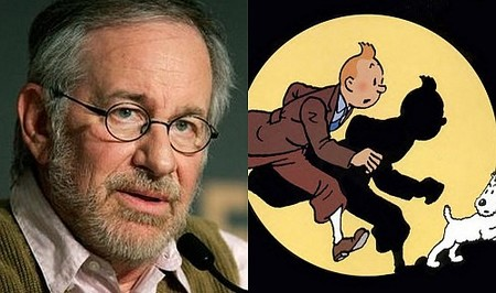'The Adventures of Tintin: The Secret of the Unicorn', Steven Spielberg pasa el relevo a Peter Jackson