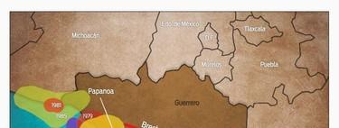 La brecha de Guerrero, un elemento clave para comprender el fenómeno de los sismos en México