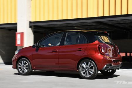 Nissan March 2021 Opiniones Prueba Mexico 21