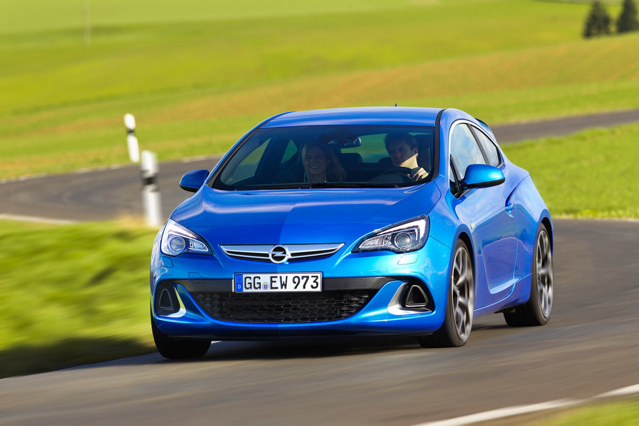 Foto de Opel Astra OPC (29/46)