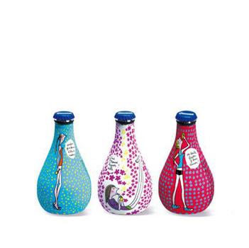 Botellas Orangina Miss O!