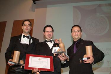 El valenciano Bruno Murciano, elegido mejor sumiller de España 2008