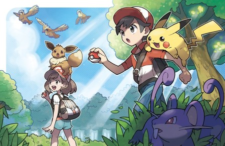 Pokemon Let's Go