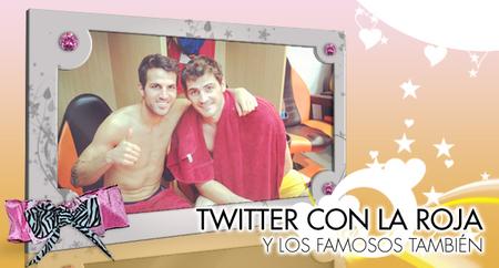 Twitter vuelve a vibrar con La Roja y los famosos