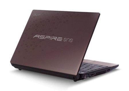 AMD pone el músculo en los nuevos Acer Aspire One 521 y 721