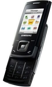 SGH-E900, uno más de Samsung