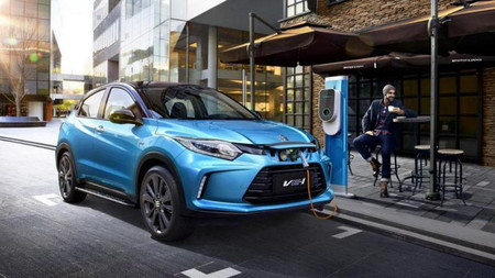 El Honda HR-V muta en un eléctrico llamado Everus VE-1, exclusivo para China