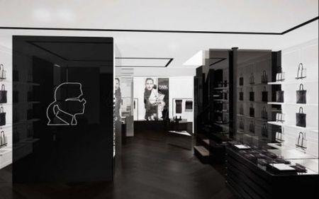 Hoy abre el nuevo Concept Store de Karl Lagerfeld en París coincidiendo con la Semana de la Moda