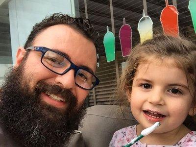 Papás blogueros: nos visita Ismael, del blog Papá Moderno