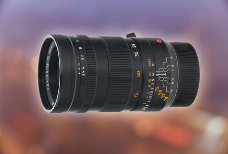Este objetivo Leica Vario-Elmar M 28-75 mm f/3.5-5.6 ASPH se ha vendido en una subasta por 240 mil euros