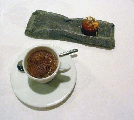 Cenar en El Bulli, mi sueño cumplido (y III): platos de caza y postres