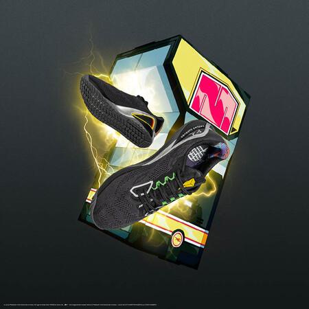Reebok Vuelve A Apelar Por La Nostalgia Con Sus Nuevas Zapatillas Inspiradas En Los Power Rangers 1
