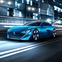 Peugeot prepara un concepto eléctrico más atractivo que el Instinct y lo develará en París