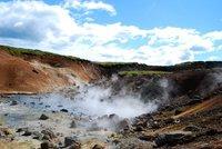 Islandia: Visita a la zona geotermal de Seltún