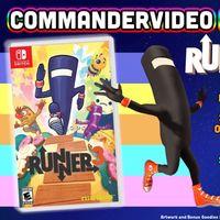 Runner3 contará con una edición física para Nintendo Switch de lo más jugosa