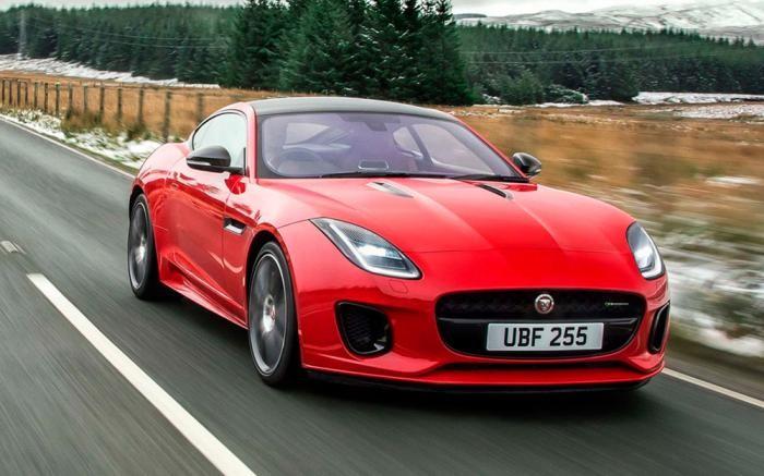 Foto de Jaguar F-Type 2.0 (2/8)