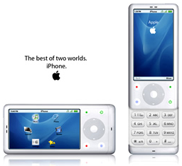 [Encuesta 2006] Mejor rumor del año: iPhone