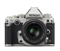 Nikon DF: la cámara de ayer, casi con la tecnología de hoy