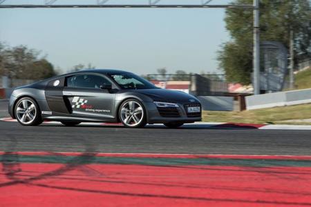 Audi R8 V10 S-Tronic, un hasta luego en la Audi Driving Experience 2014