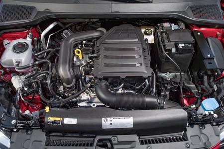 Seat Ibiza TGI motor
