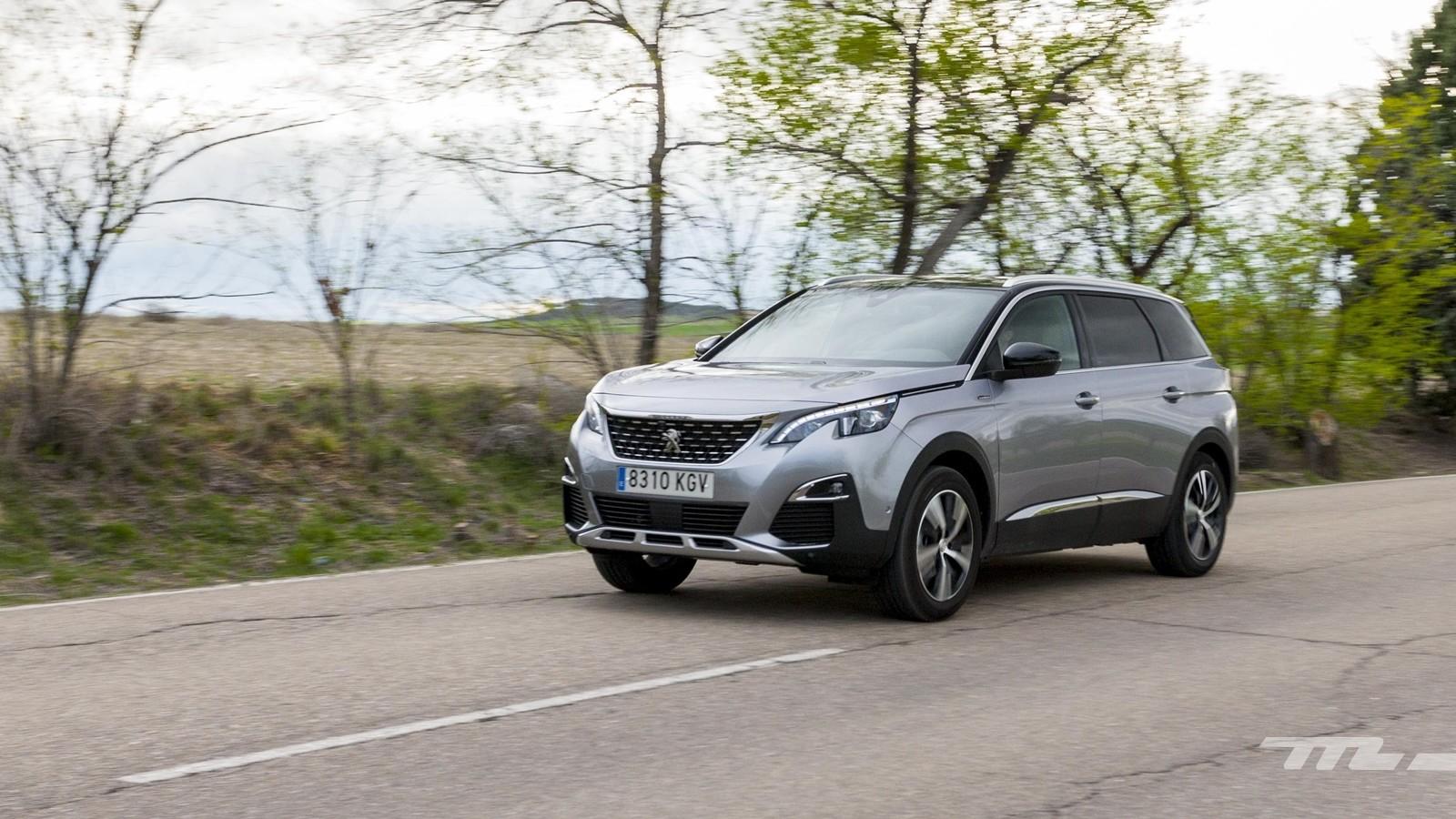 Foto de Peugeot 5008 2018, prueba (52/58)