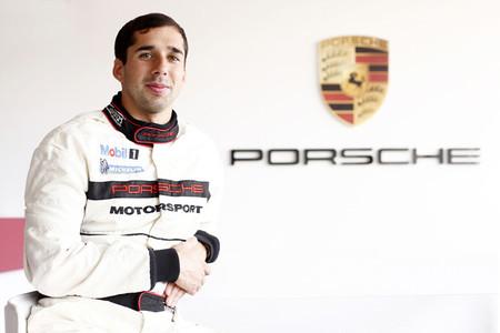 Neel Jani, tercer piloto para el Porsche LMP1
