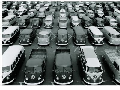 Volkswagen Transporter o cómo pasar de solución económica a furgoneta premium